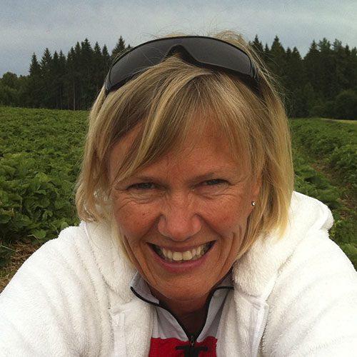 LILL-ANN ØSTBY
